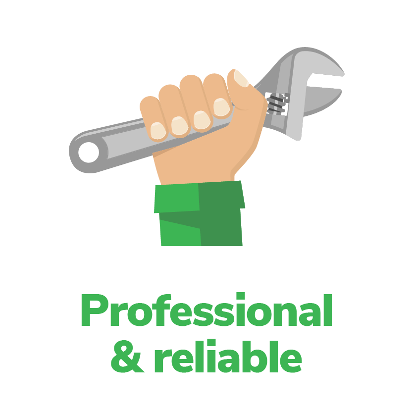 Professional & reliable